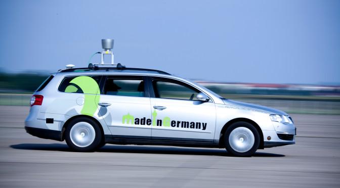 Autonomous Cars from Berlin