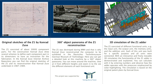 Konrad Zuse Internet Archive